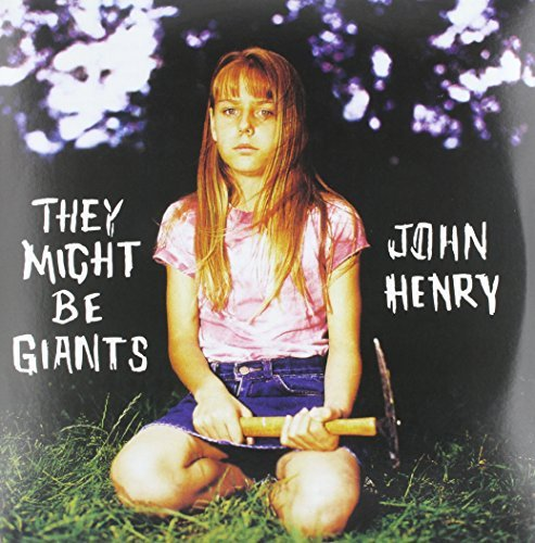 They Might Be Giants John Henry 2 Lp Lmtd Ed.