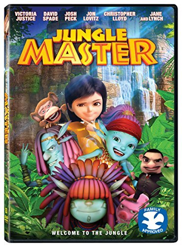 Jungle Master Jungle Master DVD Pg