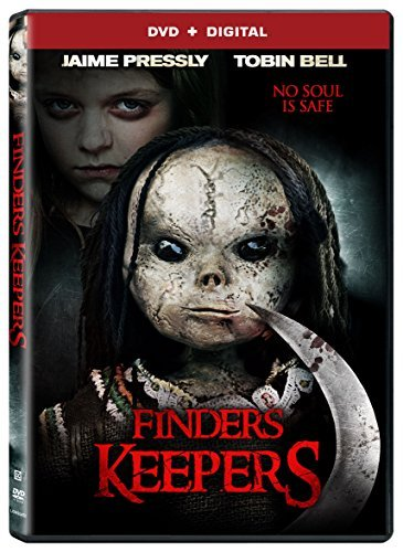 Finders Keepers Pressly Bell DVD R