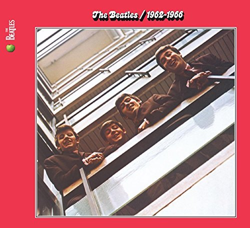 Beatles 1962 1966 180 Gram 2lp
