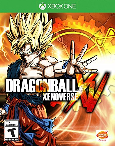 Xbox One Dragon Ball Xenoverse