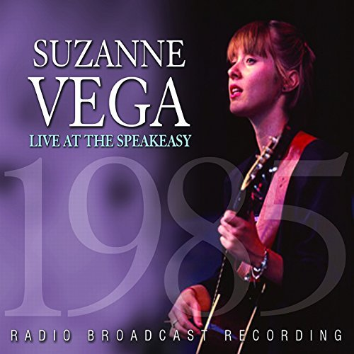 Suzanne Vega Live At The Speakeasy