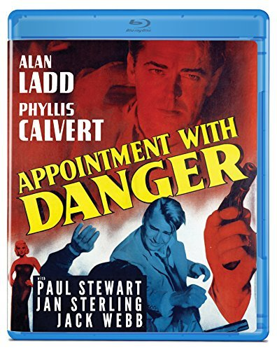 Appointment With Danger Appointment With Danger Blu Ray Nr