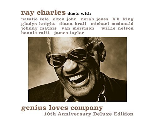 Ray Charles Genius Loves Company 10th Anniversary Lp