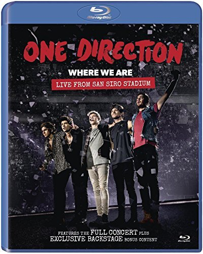 One Direction Where We Are Live From San Siro Stadium Where We Are Live From San Siro Stadium