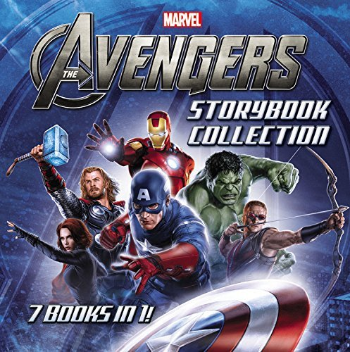Marvel Marvel's The Avengers Storybook Collection
