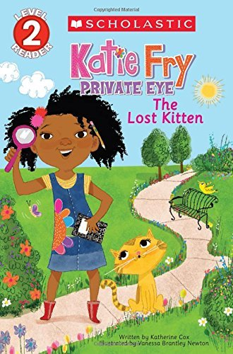Katherine Cox Katie Fry Private Eye #1 The Lost Kitten