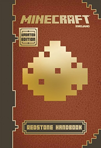 Mojang Ab Minecraft Redstone Handbook (updated Edition) An Official