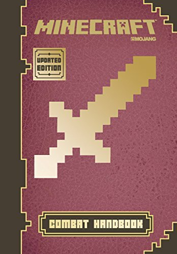 Mojang Ab Minecraft Combat Handbook (updated Edition) An Official Mo