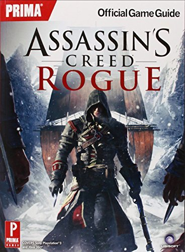 Prima Games Assassin's Creed Rogue Prima Official Game Guide