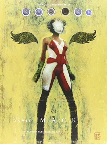 David Mack Kabuki Library Volume 1