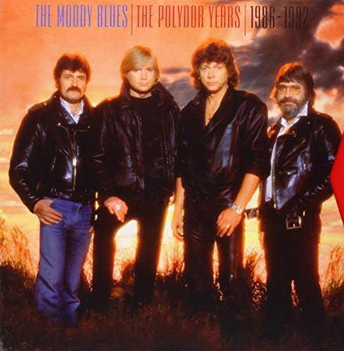 The Moody Blues The Polydor Years