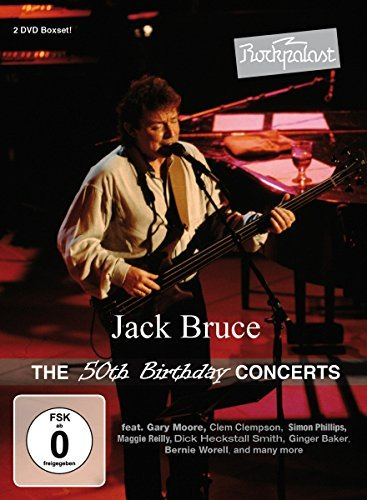 Jack Bruce Rockpalast 50th Birthday Conc