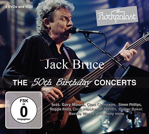 Jack Bruce Rockpalast The 50th Birthday