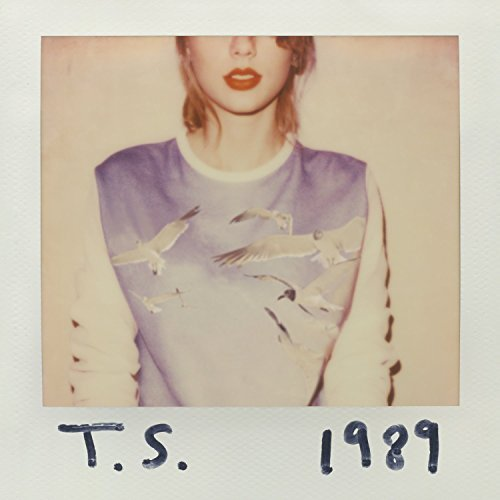 Taylor Swift 1989 Lp