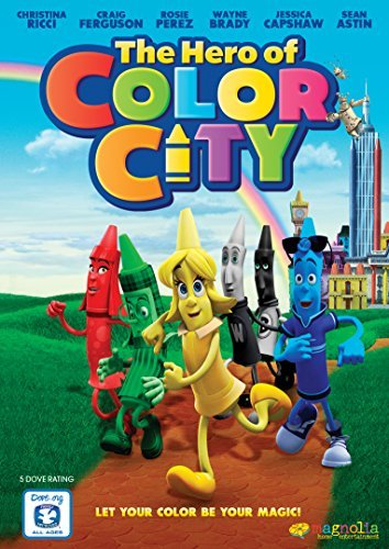Hero Of Color City Hero Of Color City DVD G