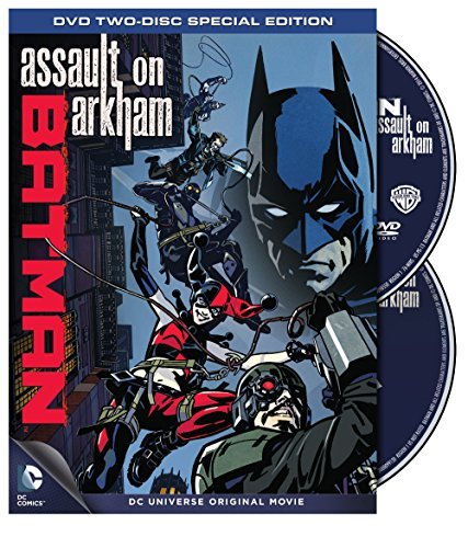 Batman Assault On Arkham Batman Assault On Arkham