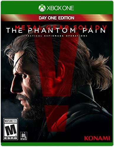 Xb1 Metal Gear Solid Phantom Pain
