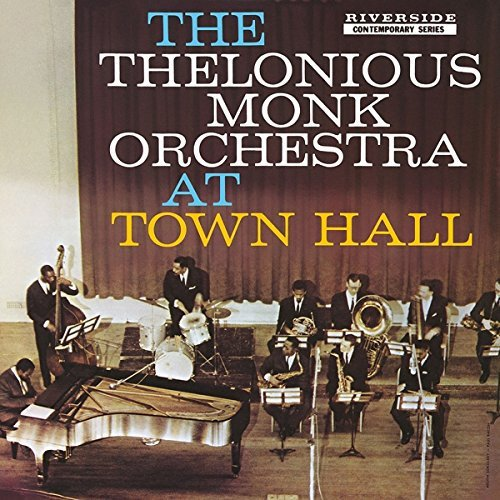 Thelonious Monk At Town Hall Lp