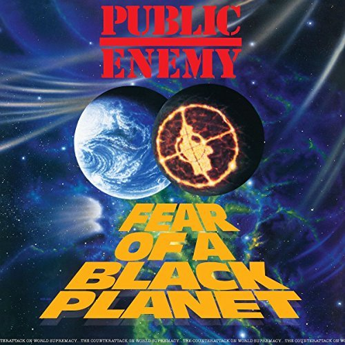 Public Enemy Fear Of A Black Planet Explicit Lp