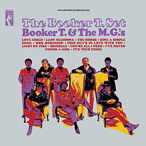 Booker T & The Mgs Booker T Set