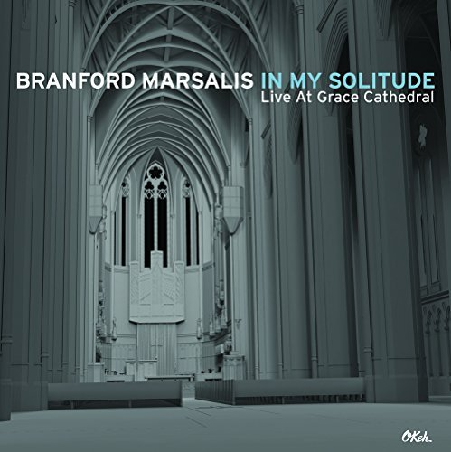 Branford Marsalis In My Solitude Live In Concer Import Eu In My Solitude Live In Concer