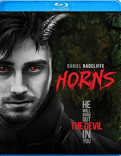 Horns Radcliffe Temple Blu Ray