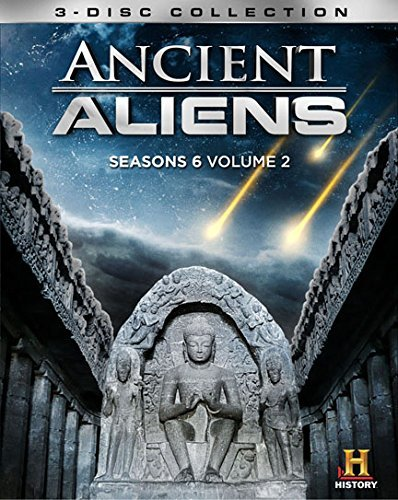 Ancient Aliens Season 6 Volume 2 Blu Ray
