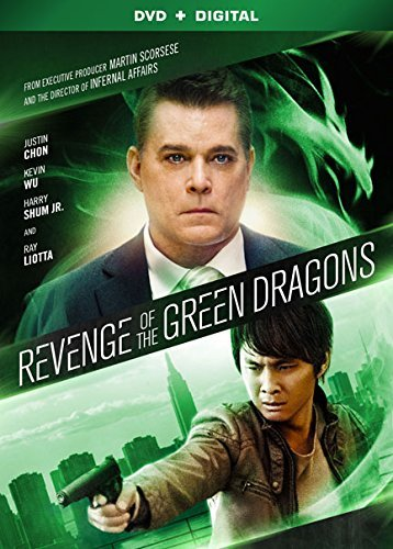 Revenge Of The Green Dragons Liotta Chon DVD R