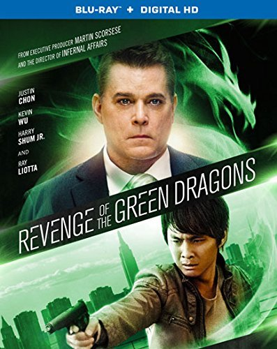Revenge Of The Green Dragons Liotta Chon Blu Ray Dc R
