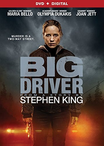Big Driver Bello Dukakis Jett DVD Nr