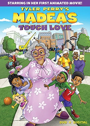 Madea's Tough Love Tyler Perry DVD Pg