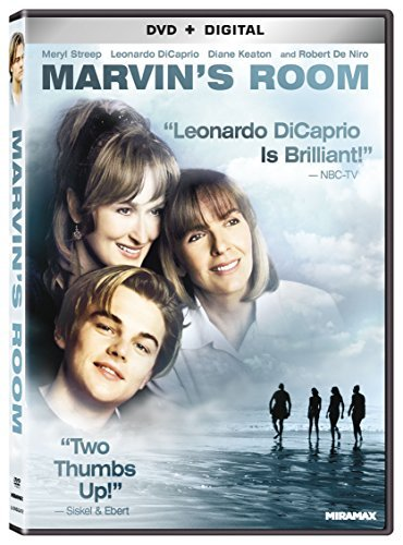 Marvin's Room Streep Dicaprio Keaton DVD Pg13