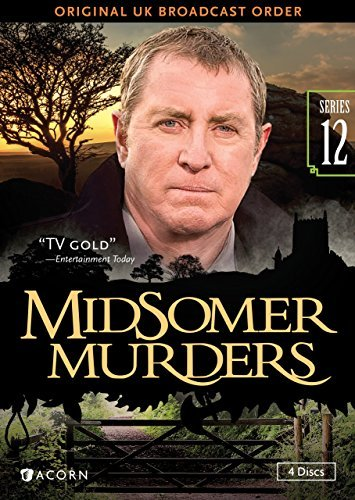 Midsomer Murders Series 12 DVD