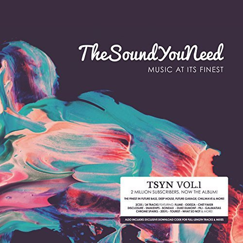 Sound You Need Sound You Need Import Gbr 2 Lp