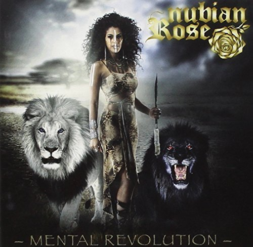 Nubian Rose Mental Revolution Import Gbr