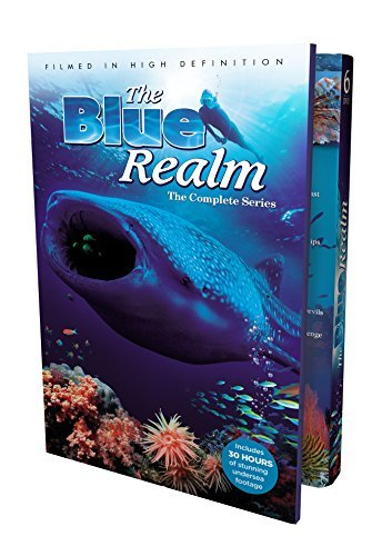 Blue Realm The Complete Series DVD