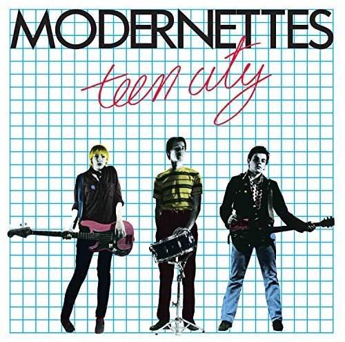 Modernettes Teen City 35th Anniversary