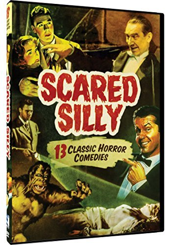 Scared Silly 13 Classic Horror Comedies Scared Silly 13 Classic Horror Comedies DVD R