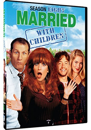 Married With Children Season 8 DVD