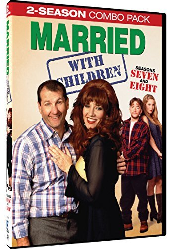 Married With Children Seasons 7 & 8 DVD