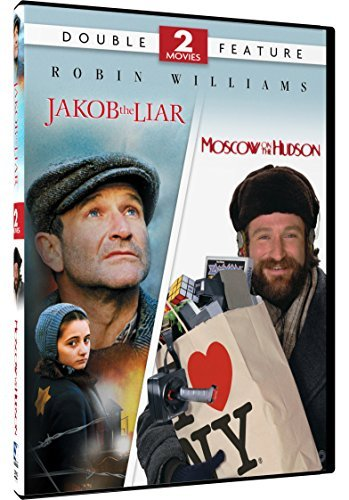 Moscow On The Hudson Jakob The Liar Robin Williams Double Feature DVD R