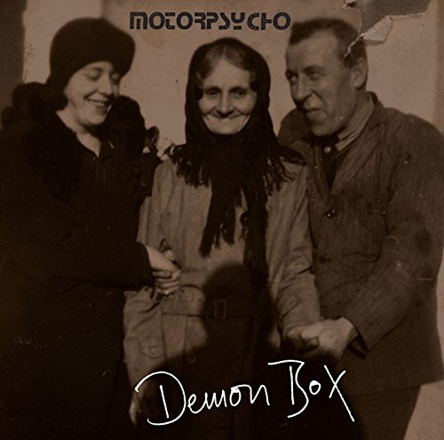 Motorpsycho Demon Box 4 CD Incl. DVD