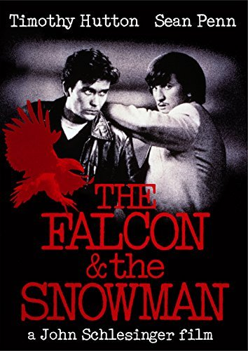Falcon And The Snowman Hutton Penn DVD R