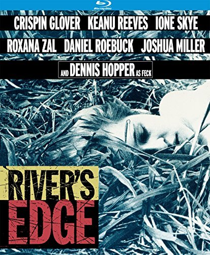 River's Edge Reeves Glover Roebuck Miller Hopper Blu Ray R