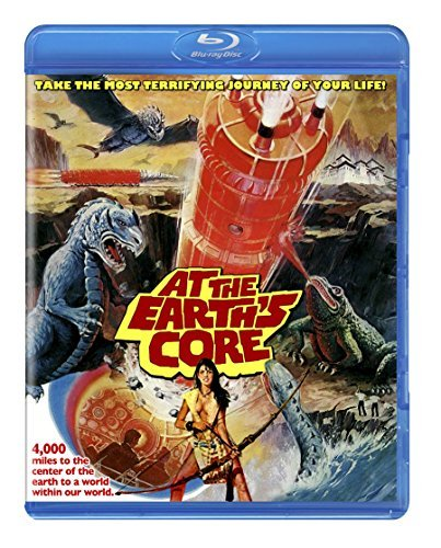 At The Earth's Core Cushing Mcclure Blu Ray Nr
