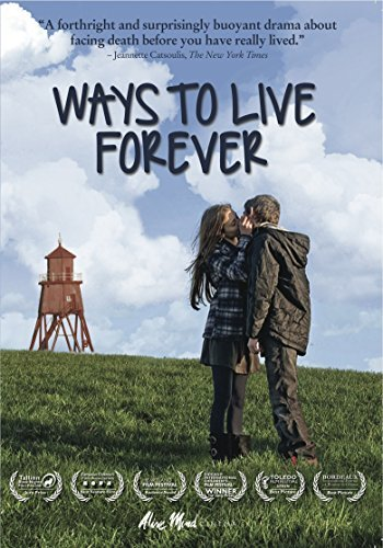 Ways To Live Forever Chaplin Fox Scacchi DVD Pg13
