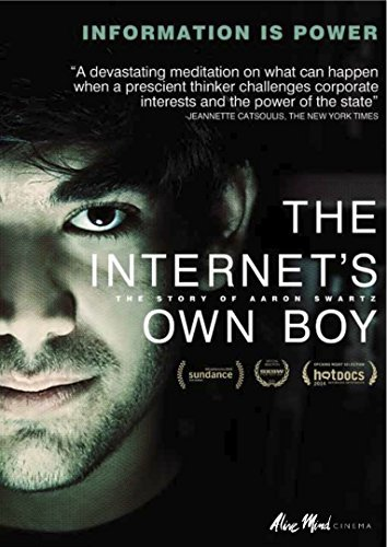 Internet's Own Boy The Story Of Aaron Swartz Internet's Own Boy The Story Of Aaron Swartz DVD