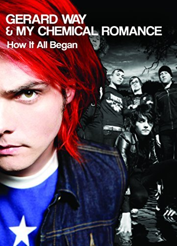 Gerard Way My Chemical Romance How It Al
