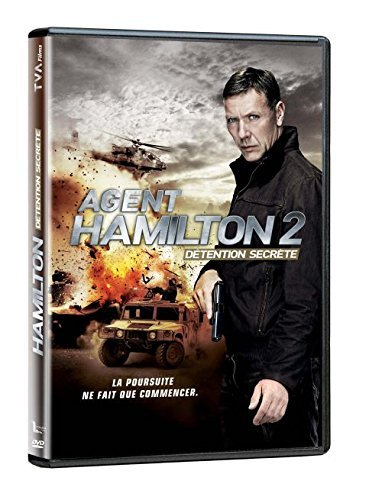 Agent Hamilton 2 Detention Sec Agent Hamilton 2 Detention Sec Import Can